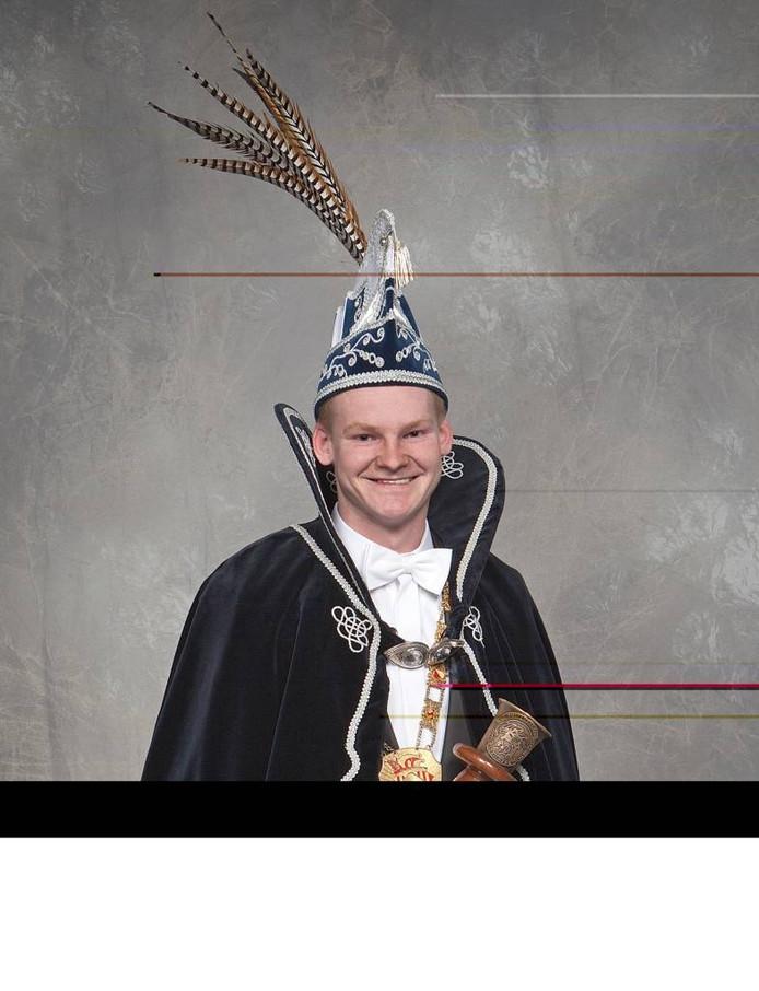 Prins Antoine I van Zeilberg