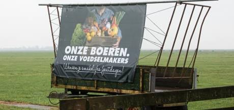 Ruime meerderheid LTO-boeren vindt harde protestacties helemaal niks