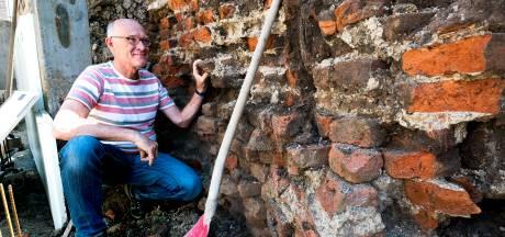 Montfoort doet aangifte van het verdwijnen van eeuwenoud stuk stadsmuur