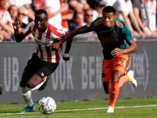 LIVE | PSV wordt sterker na stroeve start, grote kansen blijven uit
