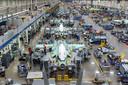 In de Lockheed fabriek in Texas maken ze van 33.000 afzonderlijke onderdelen één JSF.