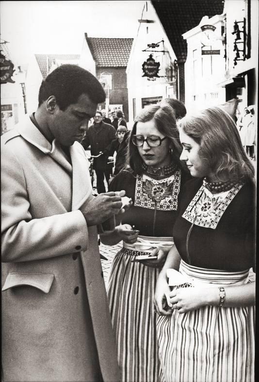 Muhammed Ali in Urk