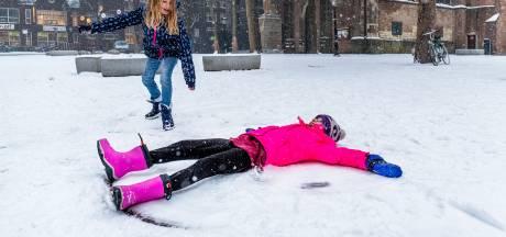 Het sneeuwt! Stuur je mooiste foto's naar AD Utrechts Nieuwsblad