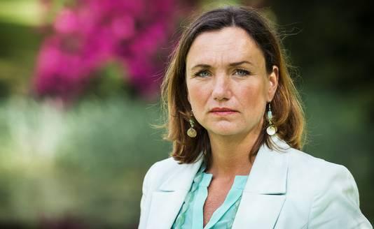 Gedeputeerde Jacqueline Verbeek (VVD).