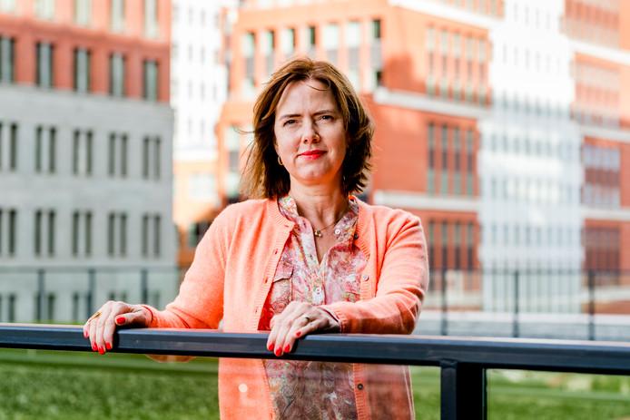 Minister van Infrastructuur en Milieu Cora van Nieuwenhuizen