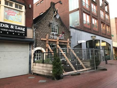 Stutpalen voor stukje historie in binnenstad Eindhoven