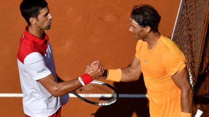"""""""Djokovic en Nadal nemen deel aan eerste editie van nieuwe Davis Cup"""""""