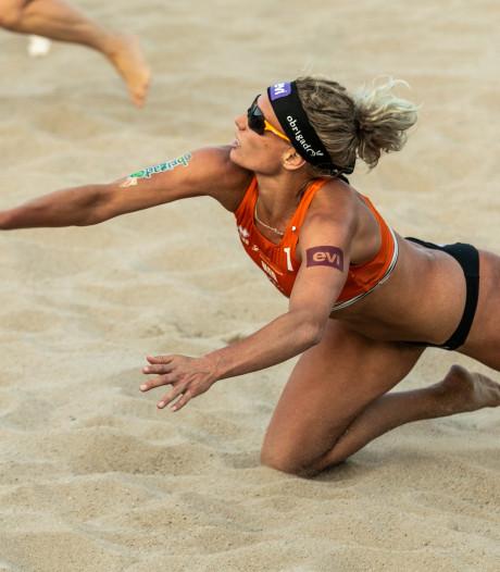 EK beachvolleybal in Vlissingen verhuist naar september