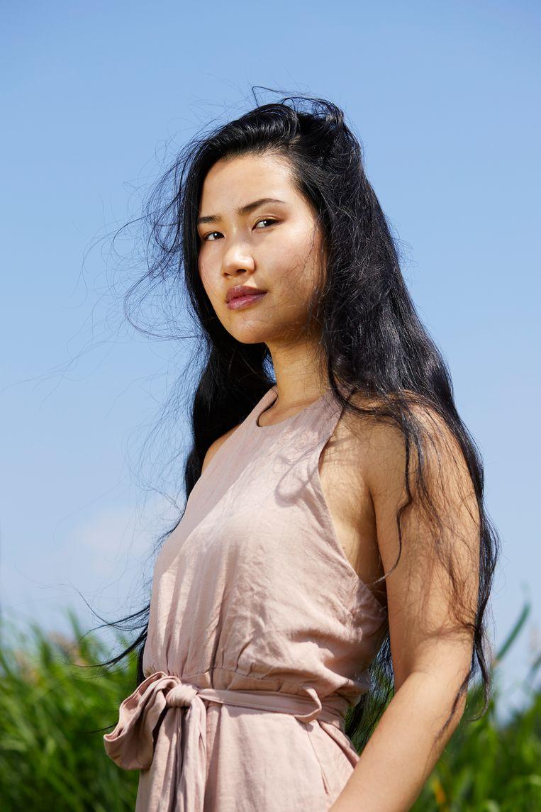 Nanke Cui (1996), student geneeskunde. Beeld Chris en Marjan