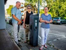 Omwonenden halen opgelucht adem: laadpaal op stoep Goudse Heuvellaan wordt verplaatst