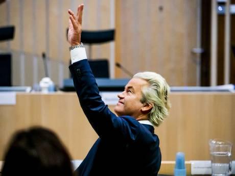 Wilders heeft geen trek in 'huilie huilie' van 'slachtoffers'