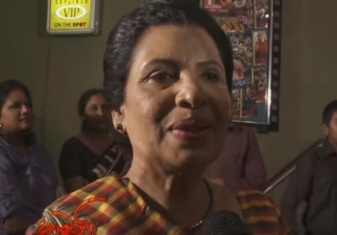 Shanta Mayadunne.