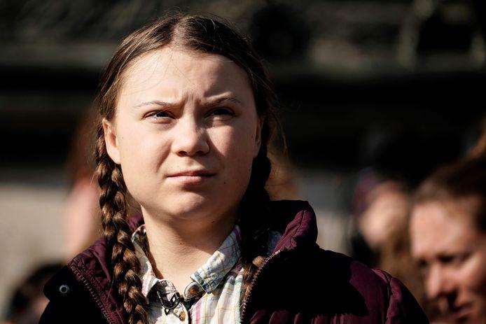 Greta Thunberg brengt haar schoolvakantie in ons land door.