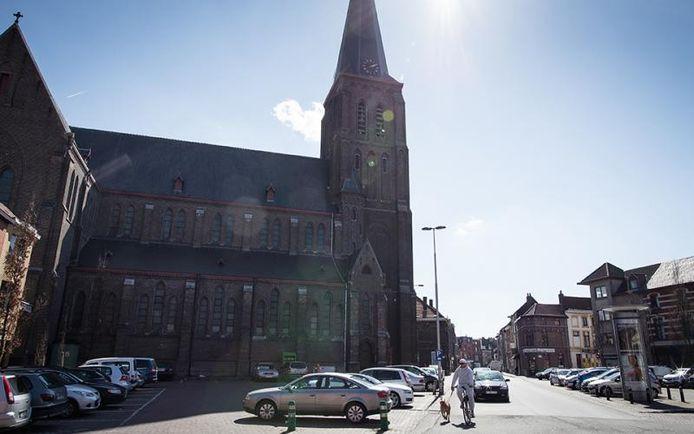 In de wijk rond de Heilig Hart-kerk in Sint-Amandsberg wordt steeds harder gereden.