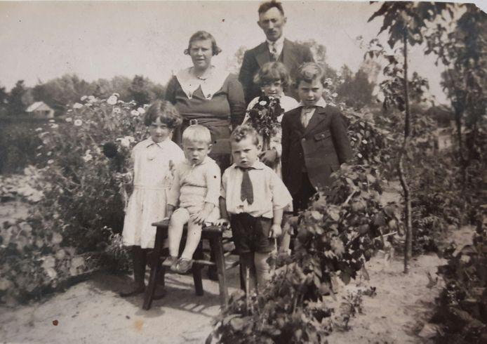 De familie Sloots.