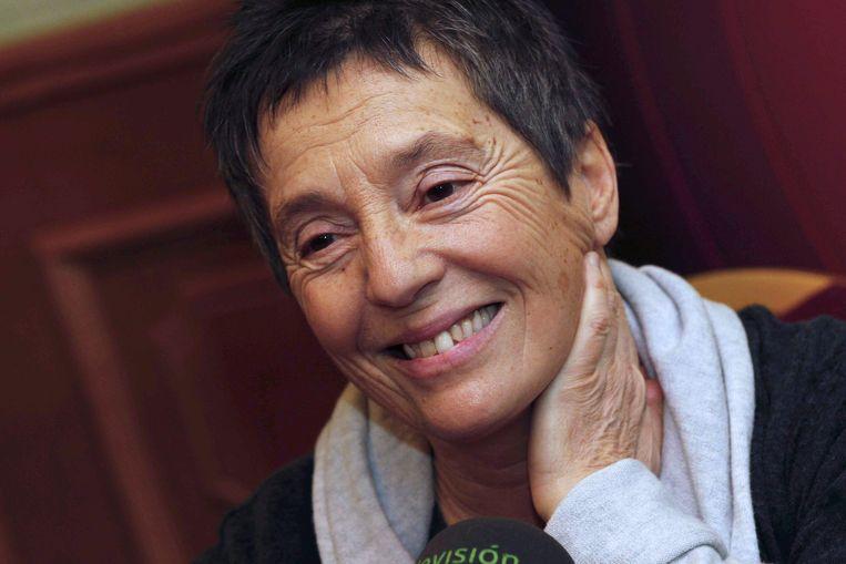 De 73-jarige Portugese meesterpianiste Maria João Pires. Beeld EPA