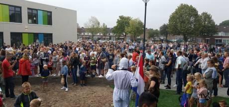 Kinderen nieuw kindcentrum Vught klaar voor nieuw 'avontuur'