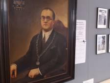Wie is deze burgemeester? Maasdriel looft prijs uit voor wie de naam vindt achter het portret door Louis de Breet