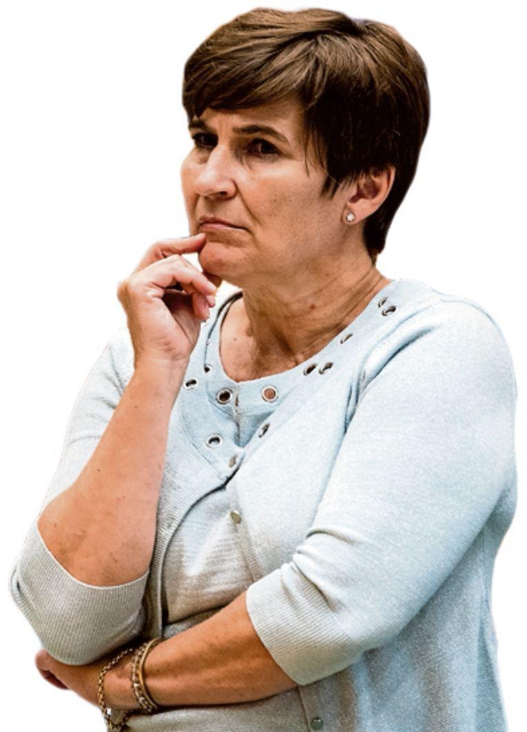 Lilianne Ploumen was als minister van Buitenlandse Handel voor het vrijhandelsverdrag tussen de EU en Canada, haar PvdA is dat nu niet meer. Beeld ANP