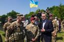 De Amerikaanse ambassadeur in Kiev, Geoffrey Pyatt