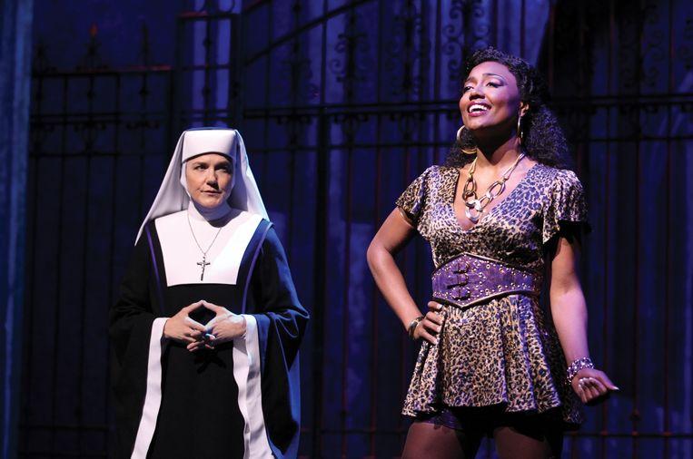 Sister Act is één van de internationale producties van Stage Entertainment. Beeld anp