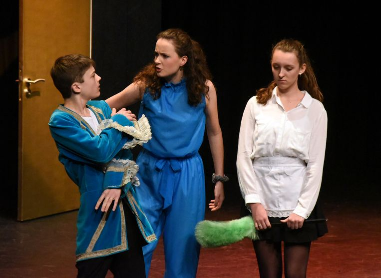 Reintje jeugd speelt 'Armandus de zoveelste' in Hoeilaart