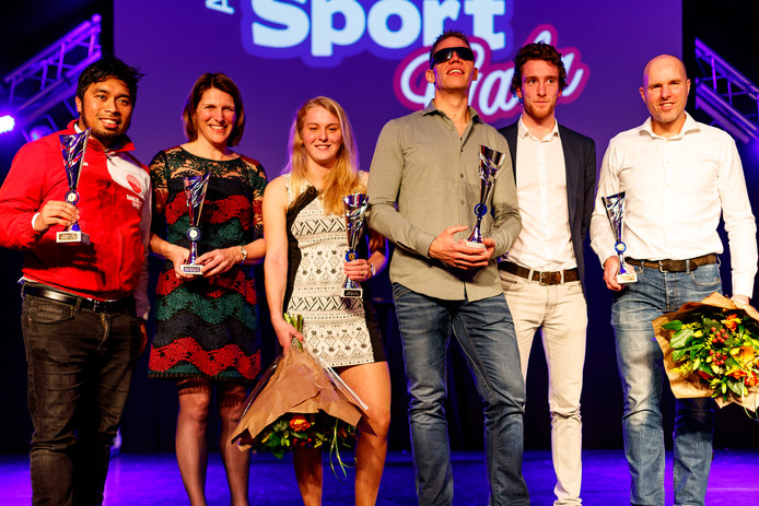 Het Alphens Sportgala in 2018.