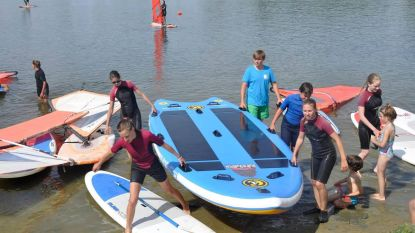 Inbrekers aan de haal met megasup van Absolut Surfclub