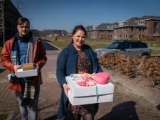 Maaltijden en taarten van Arnhemse broer en zus voor personeel Rijnstate en bewoners zorgcentra