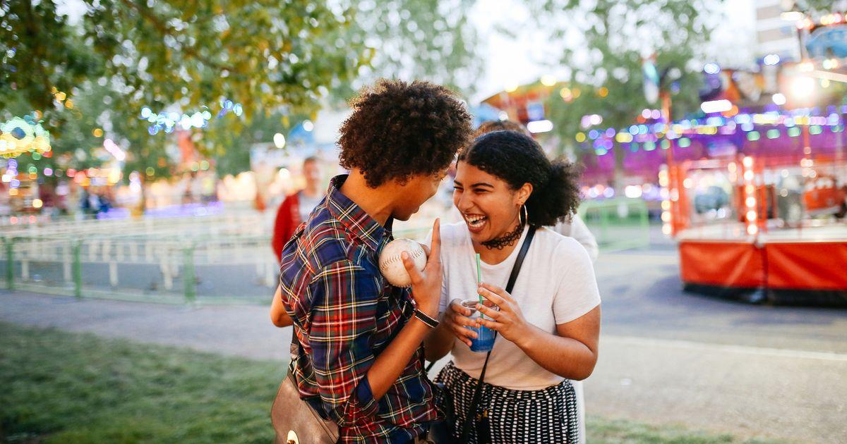 Flirten tijdens relatie