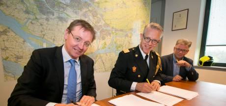 Brandweer Zuid-Holland Zuid krijgt 20 moderne blusvoertuigen