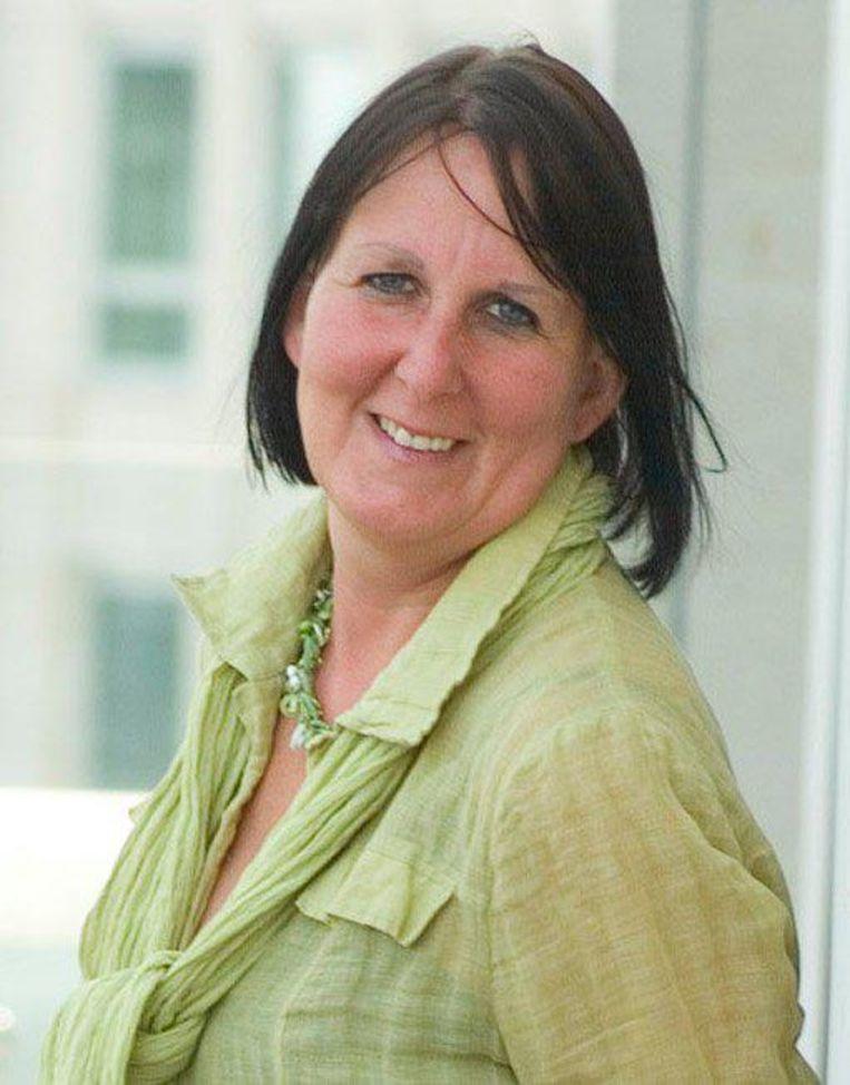 Marleen Van den Eynde.