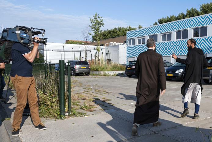 Op het Cornelius Haga Lyceum was een kleine twee weken geleden nog een spoedbijeenkomst over alle perikelen rondom de islamitische middelbare school
