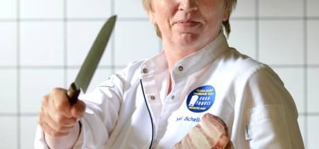 Nel Schellekens weet hoe ze 'mannenvlees' moet bereiden