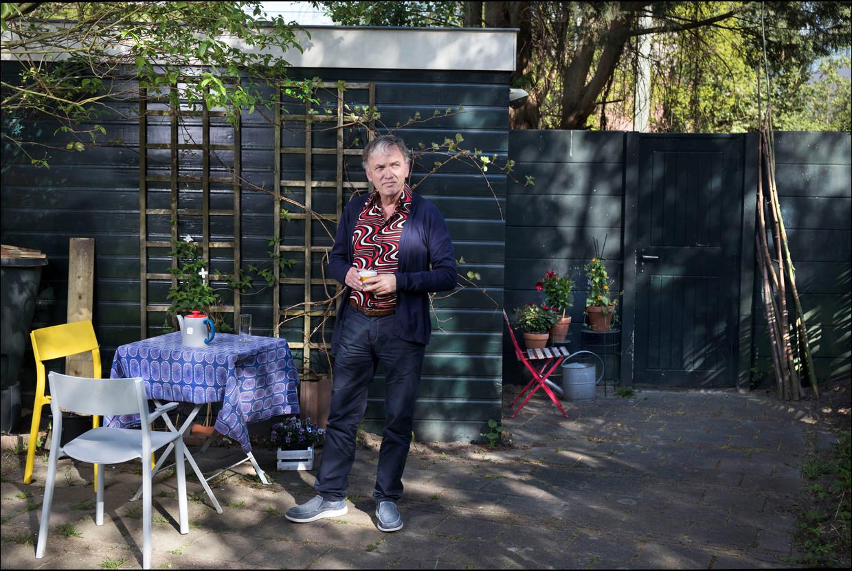 De trouwe lezer zal bekend zijn met de begroeiing in de landelijke tuin van Wim Boevink.