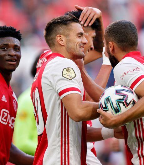 LIVE | Ajax door goals van Tadic en Labyad op voorsprong tegen RKC