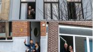 Op bezoek bij vrienden in quarantaine: Antwerpse hobbyfotograaf (30) lanceert Instagrampagina 'closer.distance'