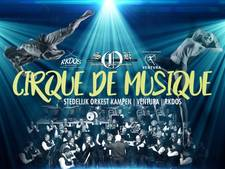 Cirque de Musique: een eerbetoon aan overleden dirigent