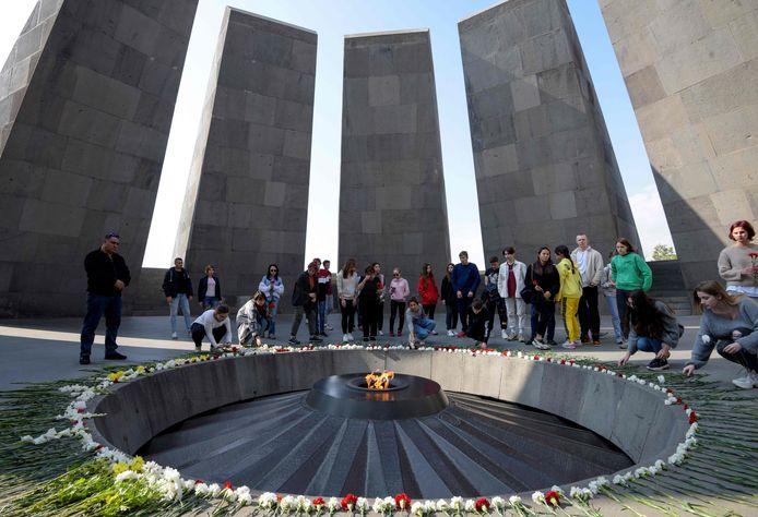 Le Congrès américain a adopté la résolution reconnaissant le génocide arménien