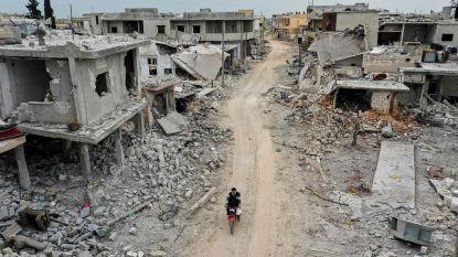 384.000 doden in Syrië sinds begin oorlog in 2011