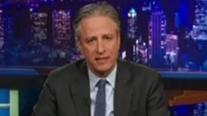 Dit heeft Jon Stewart te zeggen over de aanslag op Charlie Hebdo