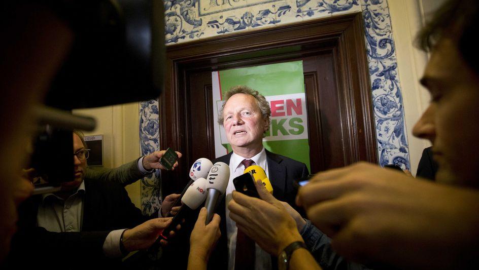 Groenlinks wil doorslag geven in pensioenen trouw - Een doorslag ...