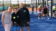 Vanaf nu ook bij tennisclub De Chalet: de snelst groeiende sport ter wereld