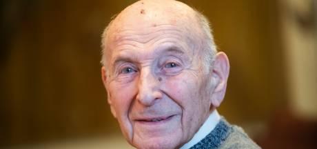 Sal van Son, laatste getuige oorlogsdrama Apeldoornsche Bosch, overleden
