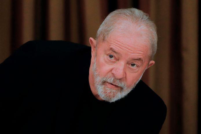 Lula da Silva wordt opnieuw aangeklaagd wegens witwaspraktijken.