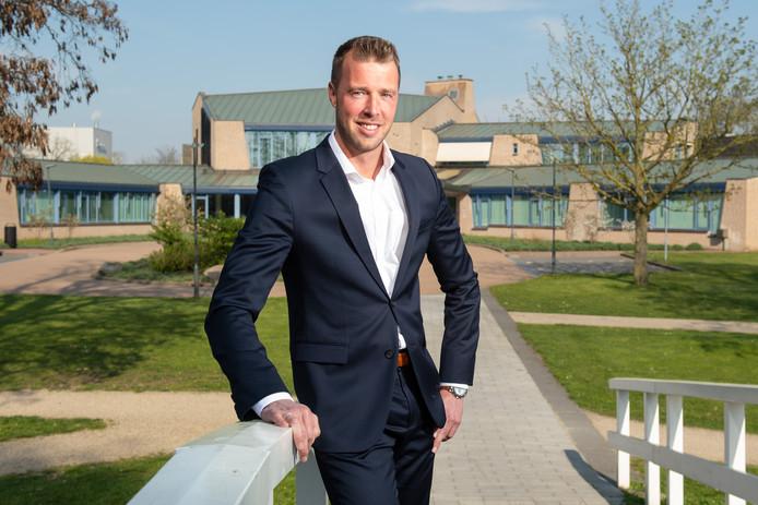 """Wethouder Maikel van der Neut: """"Met geld uit het sloopfonds kunnen we verpaupering en leegstand in het buitengebied voorkomen."""""""