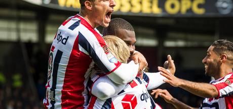 Doelpunten het duurst bij Willem II