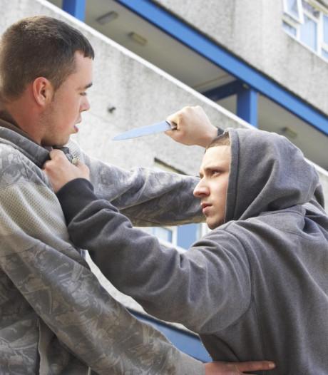 20-jarige man bedreigd door drie jongens met mes in Roosendaal