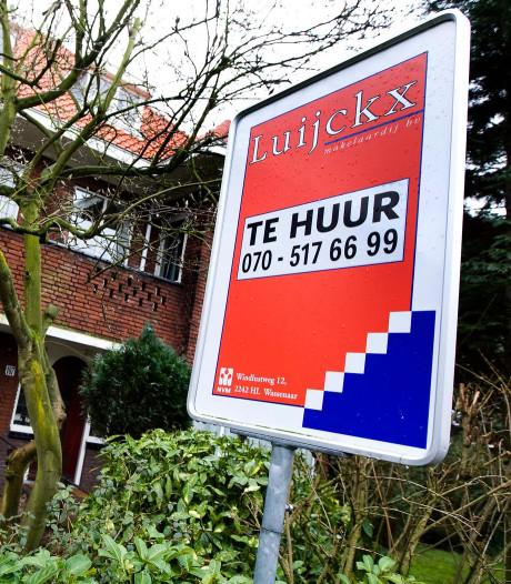 Eind extreme stijgingen huurprijs lijkt in zicht