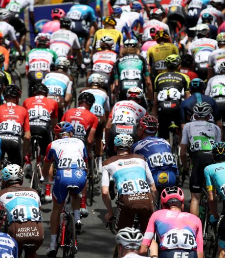 UCI kan ploeg schorsen bij regelmatig gebruik tramadol